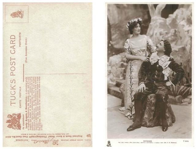 Patience ~ Jessie Rose & C. H. Workman.