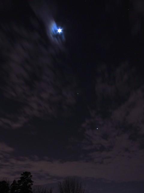 moon and jupiter alignment - photo #10