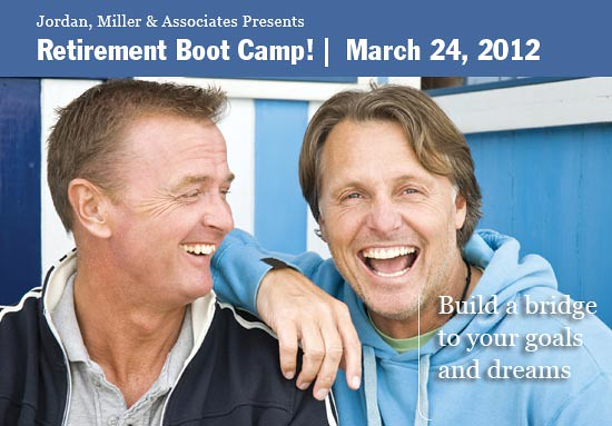 Retirement Boot Camp