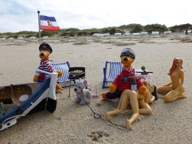 FKK Strand allerdings nur für Frauen - a photo on Flickriver