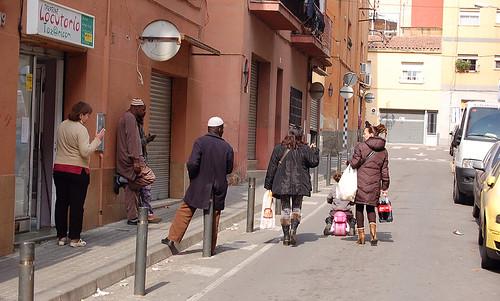 Sabadellenses de origen africano, en Torre-romeu