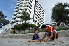 Naza Tallya Penang - Beach