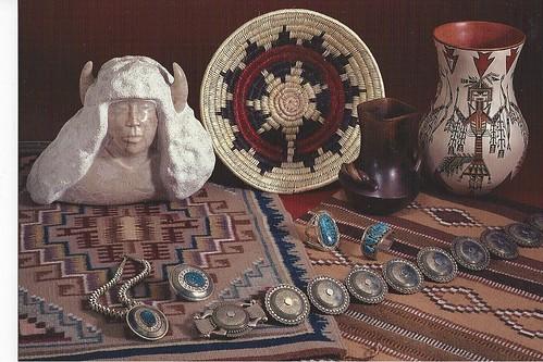 Navajo Indian Artifacts