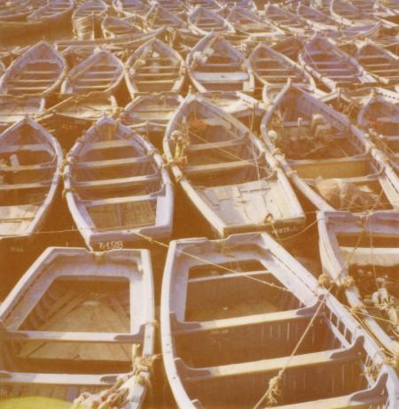 Boats - Essouira