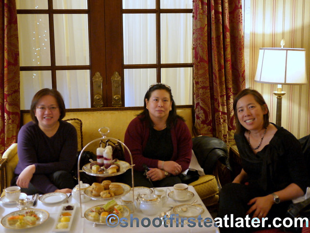 Afternoon Tea at The Willard InterContinental Hotel-15