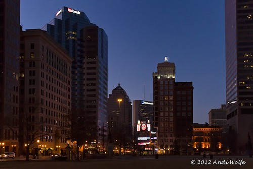 Columbus, Ohio by andiwolfe