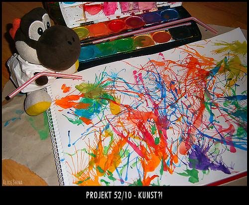 Projekt 52/10 - Kunst?!