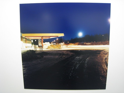 Signe Marie Andersen: The Gas Station 21:17