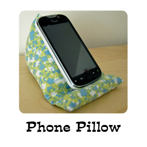 fbp TUT phone pillow