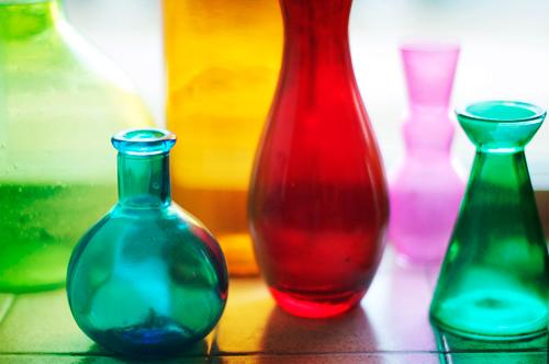 colored-glassware