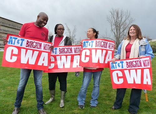 AT&T West Bargaining