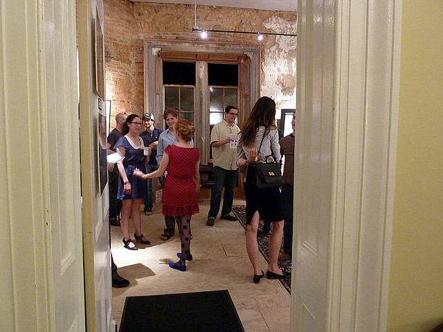 P1050693-2012-03-14-WonderRoot-APC-Phoenix-Flies-L-P-Grant-Mansion-volute-The-Future-Is-Behind-Us-Opening-Reception