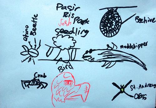 Naked Hermit Crabs Guestbook (Pasir Ris 17 Mar 2012)