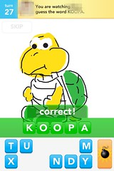Koopa, Draw Something