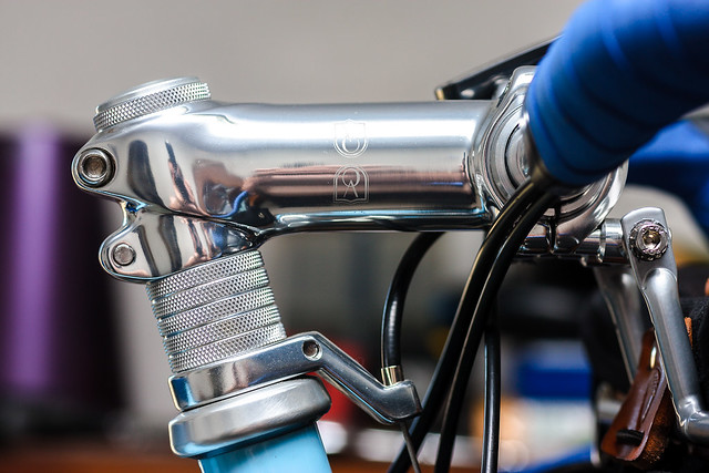 VO stem and spacers