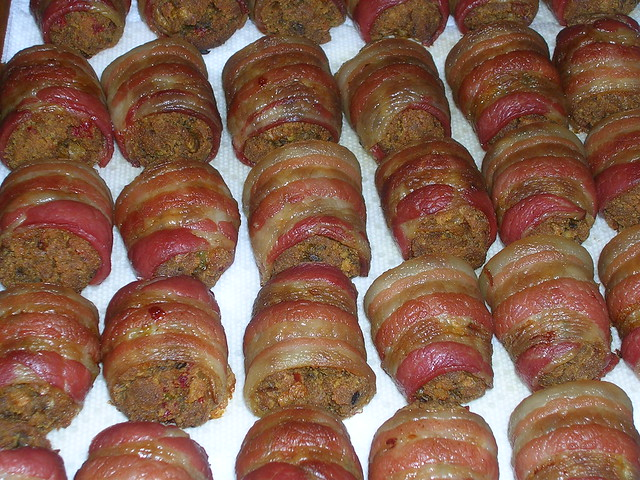 Bacon Soldiers