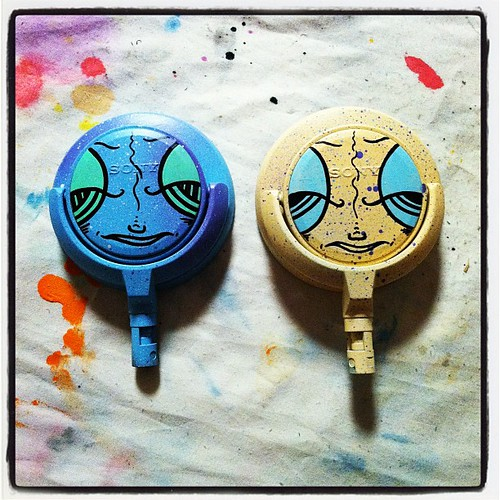 custom headphones.
