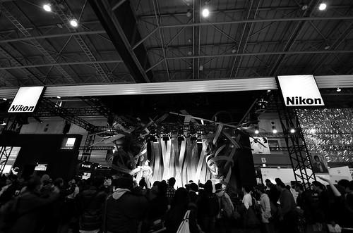 CP+ 2012 Nikon