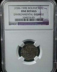 COPY in NGC holder