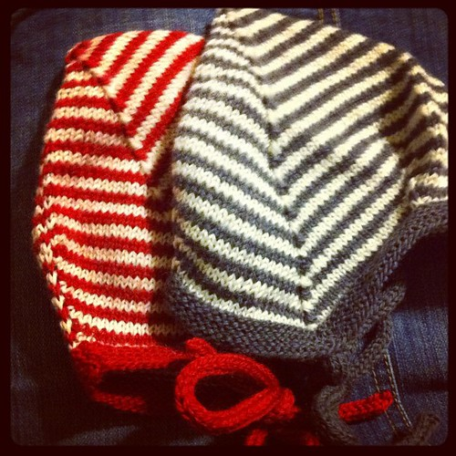 twin hats
