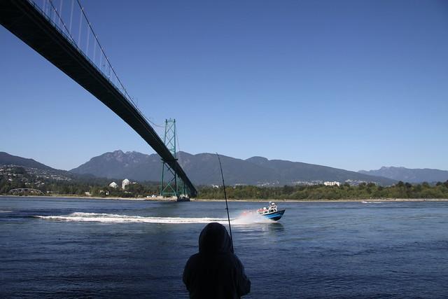 Seawall, Vancouver, BC