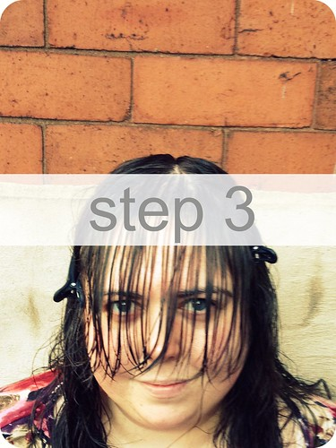 How to cut your own fringe