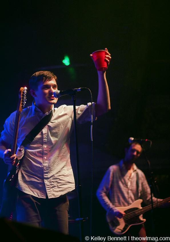 Say Anarchy Tour @ Regency Ballroom, SF 3/24/12