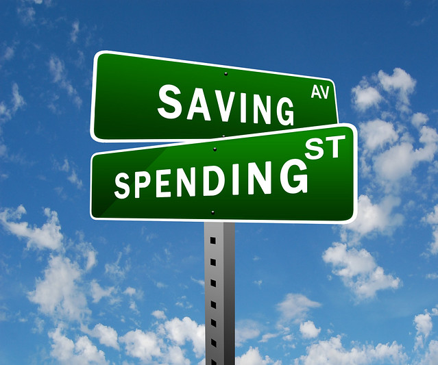 Automate saving and spending