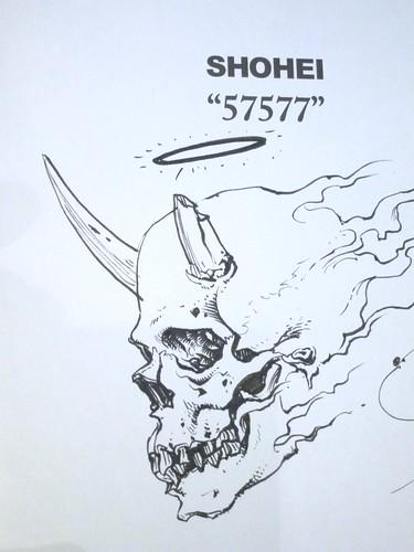 """SHOHEI """"57577"""""""