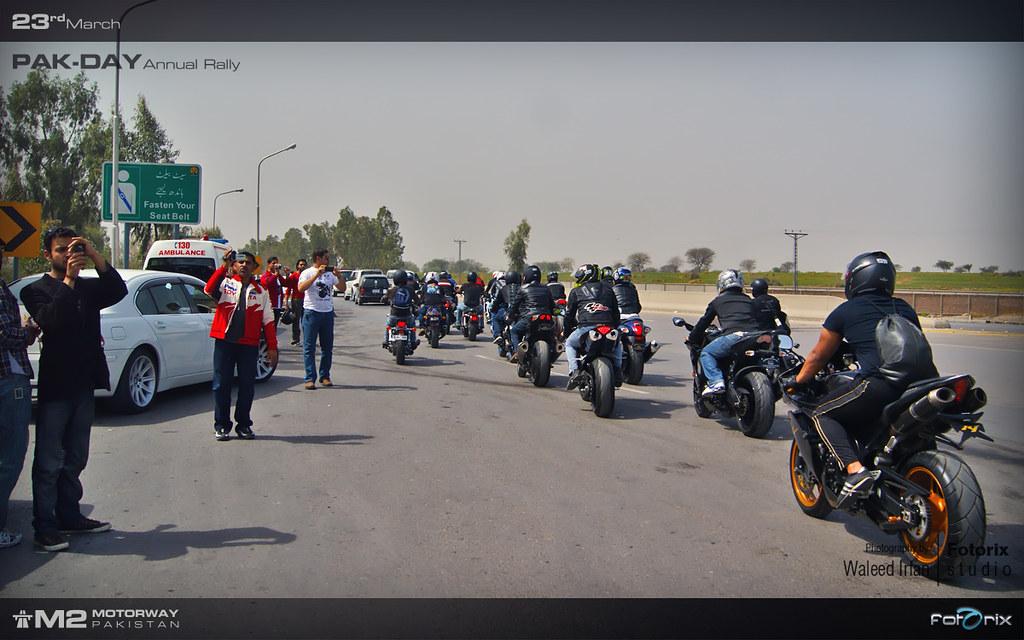 Fotorix Waleed - 23rd March 2012 BikerBoyz Gathering on M2 Motorway with Protocol - 6871289380 3765ab895d b