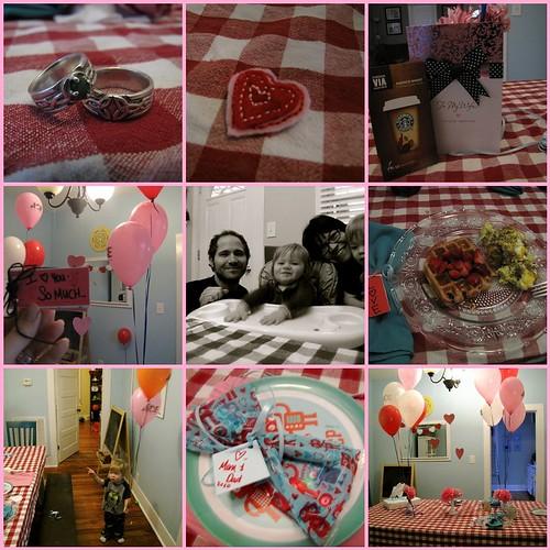 V-Day love