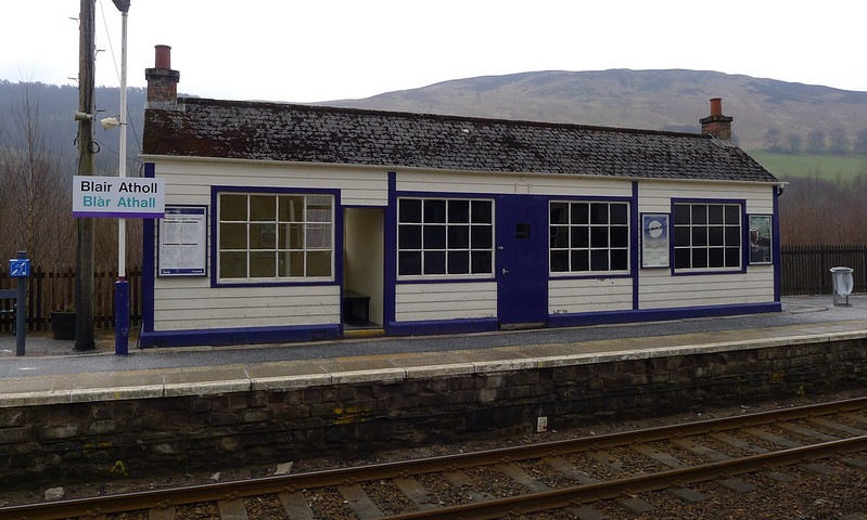 Blair Atholl Station