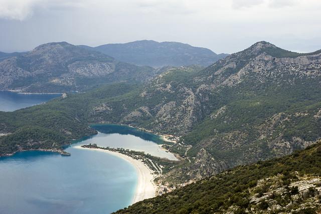 View Over Olu Deniz