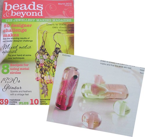 Beads and Beyond March 2012
