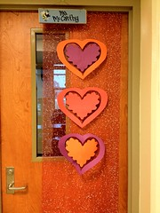 My last Valentine Door
