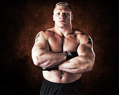 Brock Lesnar by barthook