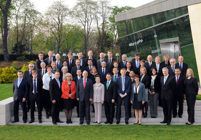 OECD Environment Ministerial Meeting 2012