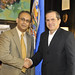Permanent Council receives Minister of Foreign Affairs of Ecuador