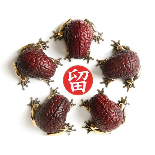 TOMENOSUKE EXCLUSIVE RED BRONZE