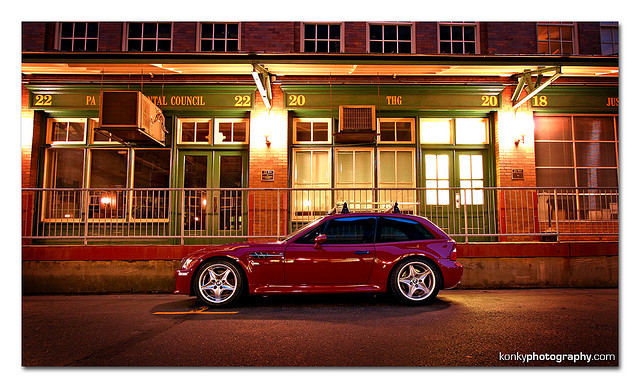 1999 M Coupe | Imola Red | Black | BBS RT081 RT083 Wheels