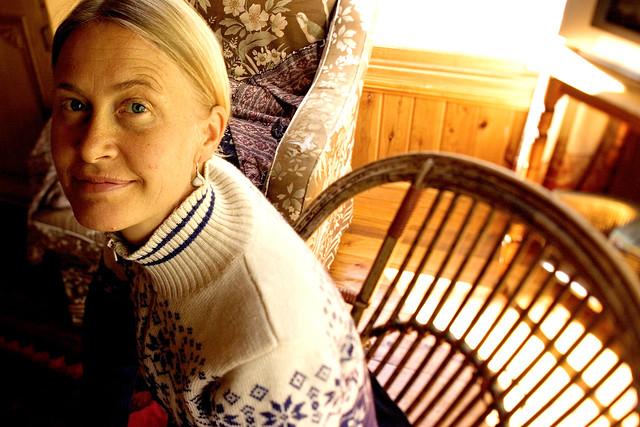 Karen van der Sluis.