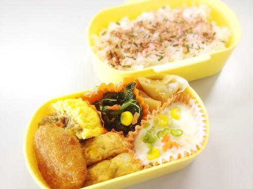 今日のお弁当 No.275 – 明太子