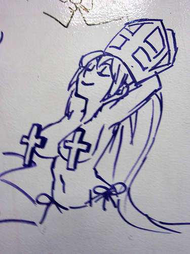 Bible Bikini-chan