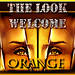 welcome orange look