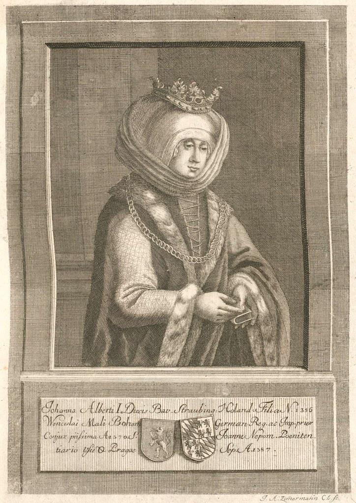 Johanna Alberti I 1387