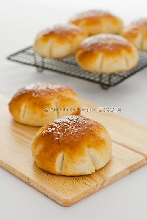 紅豆包 Red Bean Buns01
