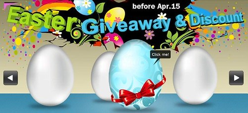 Digiarty's Easter Giveaway