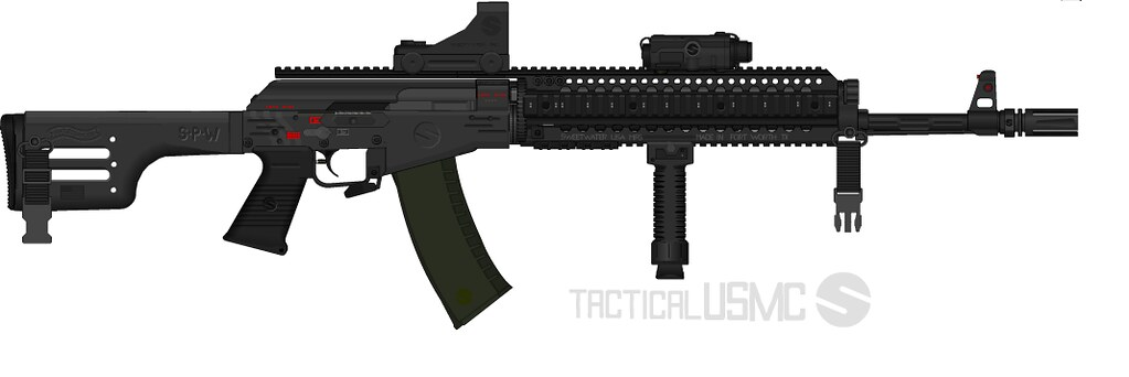 Sweetwater operator rpk tactical