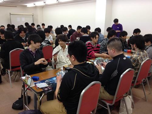 LMC Chiba 400th : Hall