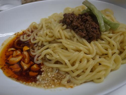 ra120331麺や 金時 汁なし担々麺